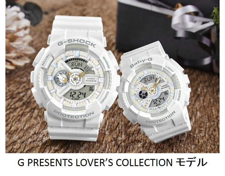 G PRESENTS LOVER'S COLLECTION MODEL
